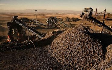 Iran's iron ore concentrate production capacity reaches 62m tons